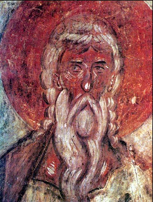 Theophanes the Greek   1330 - 1410  Saint Denis l'Aréopagite