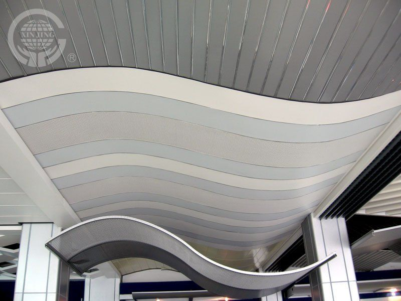Aluminum Suspend Ceiling Panel Decorative False Ceiling Material Buy Ceiling Materials Ceiling Panels False Ceiling