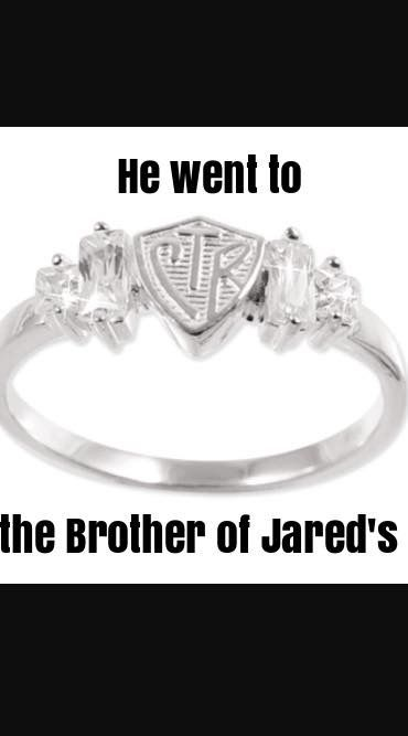 He went tothe brother of Jareds LDS FUNNIES Pinterest
