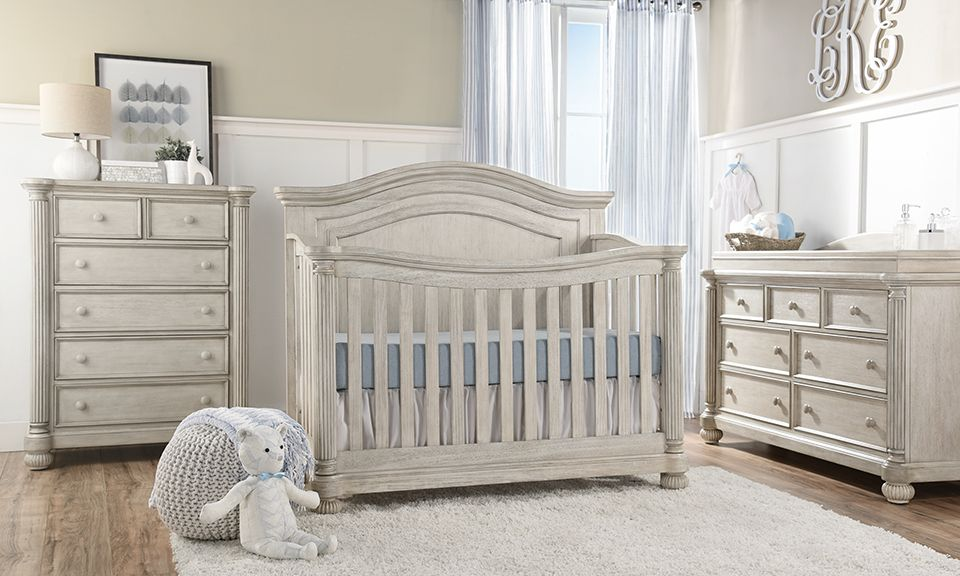 Customize Your Nursery Design And Enter To Win A Crib White Nursery Furniture Baby Furniture Sets Nursery