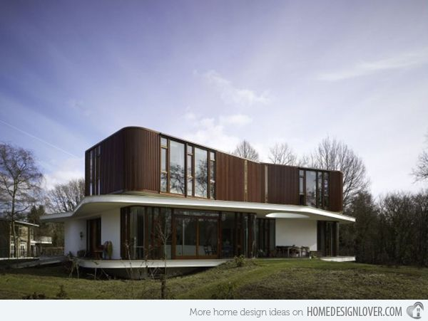 Futuristic House Unique 15 Unbelievably Amazing Futuristic House Designs  Modern Design Ideas