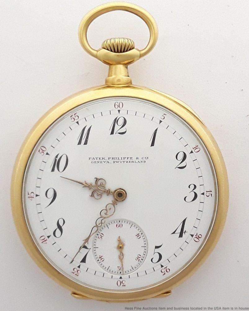 34639103c0c Relógio De Bolso De Ouro