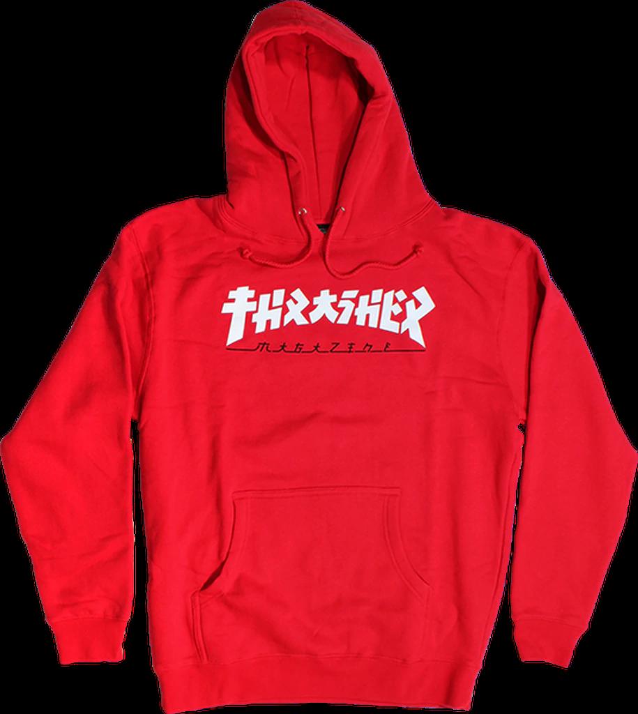 Thrasher Godzilla Skate Mag Logo Pullover Hooded Sweatshirt Hooded Sweatshirts Hoody Outfits Sweatshirts [ 1024 x 915 Pixel ]