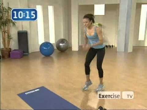 Bridal Body Burn Workout Videos By ExerciseTV Part 53