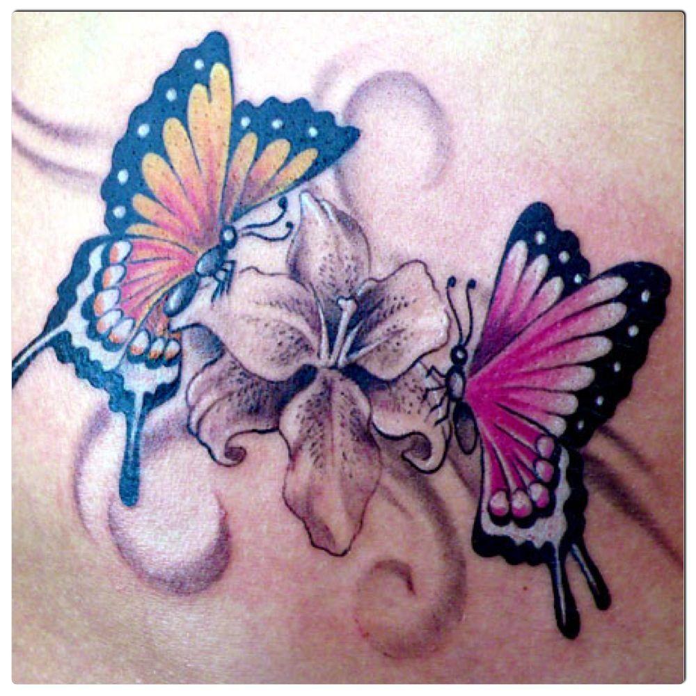 1491ff0ac Beautiful! | Tattoos ✨ | Tribal butterfly tattoo, Butterfly tattoo ...