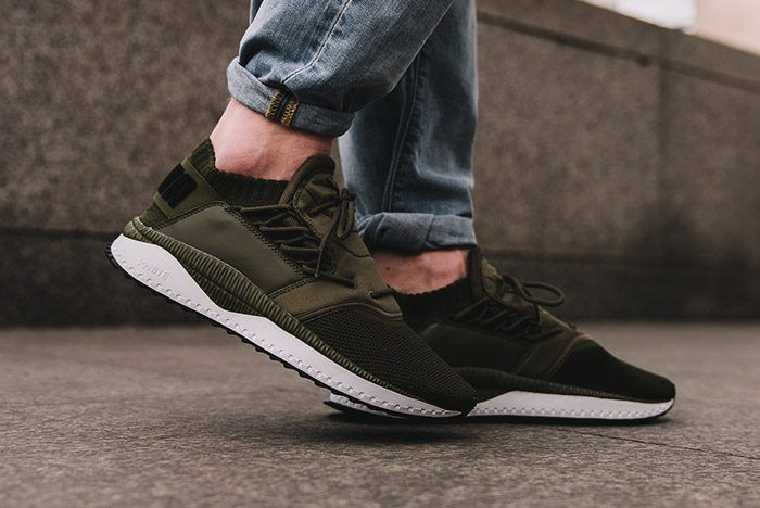 newest fc070 6aabf PUMA TSUGI Shinsei (Night Olive) – Sneaker Freaker