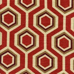 Contemporary Fabric Drapery Fabric Ashton Spice Contemporary