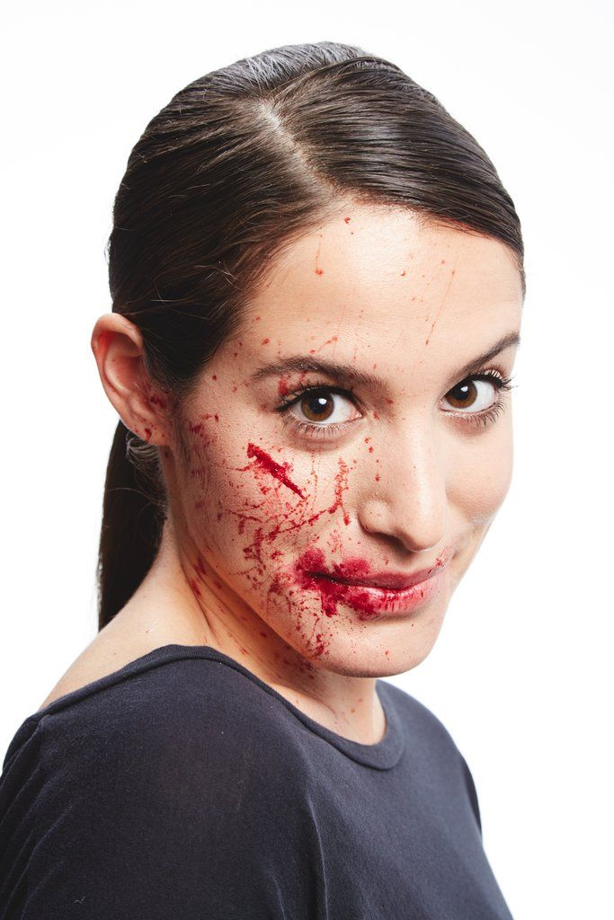 10 Halloween Makeup Hacks That Will Save You Major Money | Fake ...