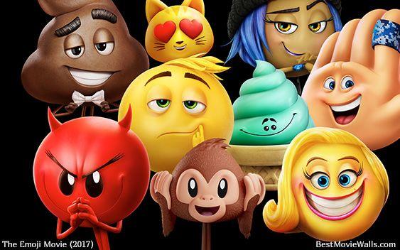 All characters and #emojies #wallpaper from #TheEmojiMovie :] | Emoji  movie, Animated emojis, Emoji