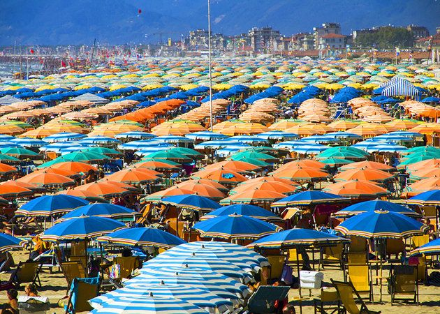 Viareggio, Tuscany's Riviera