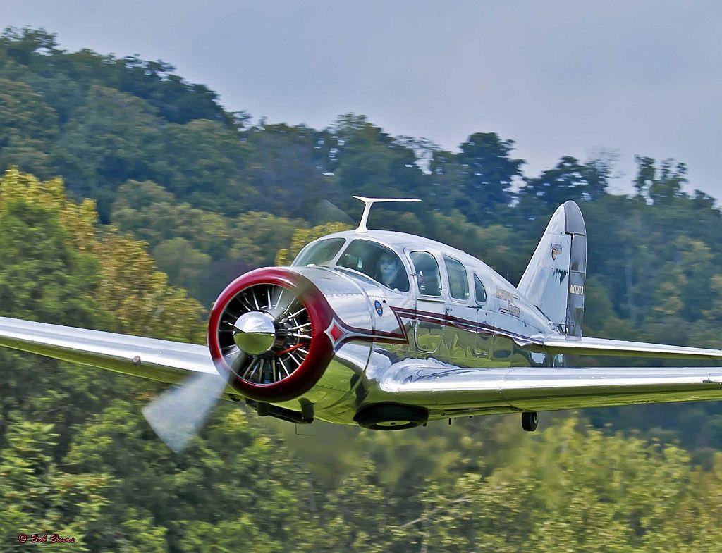 1937 Spartan Executive 7W   Aircraft design, Aircraft