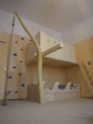 bunk bed fun climbing for kids Kinder bett, Hochbetten
