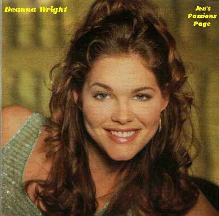 Deanna Wright(ex Kay Passions,ex GH) | Tv females ...