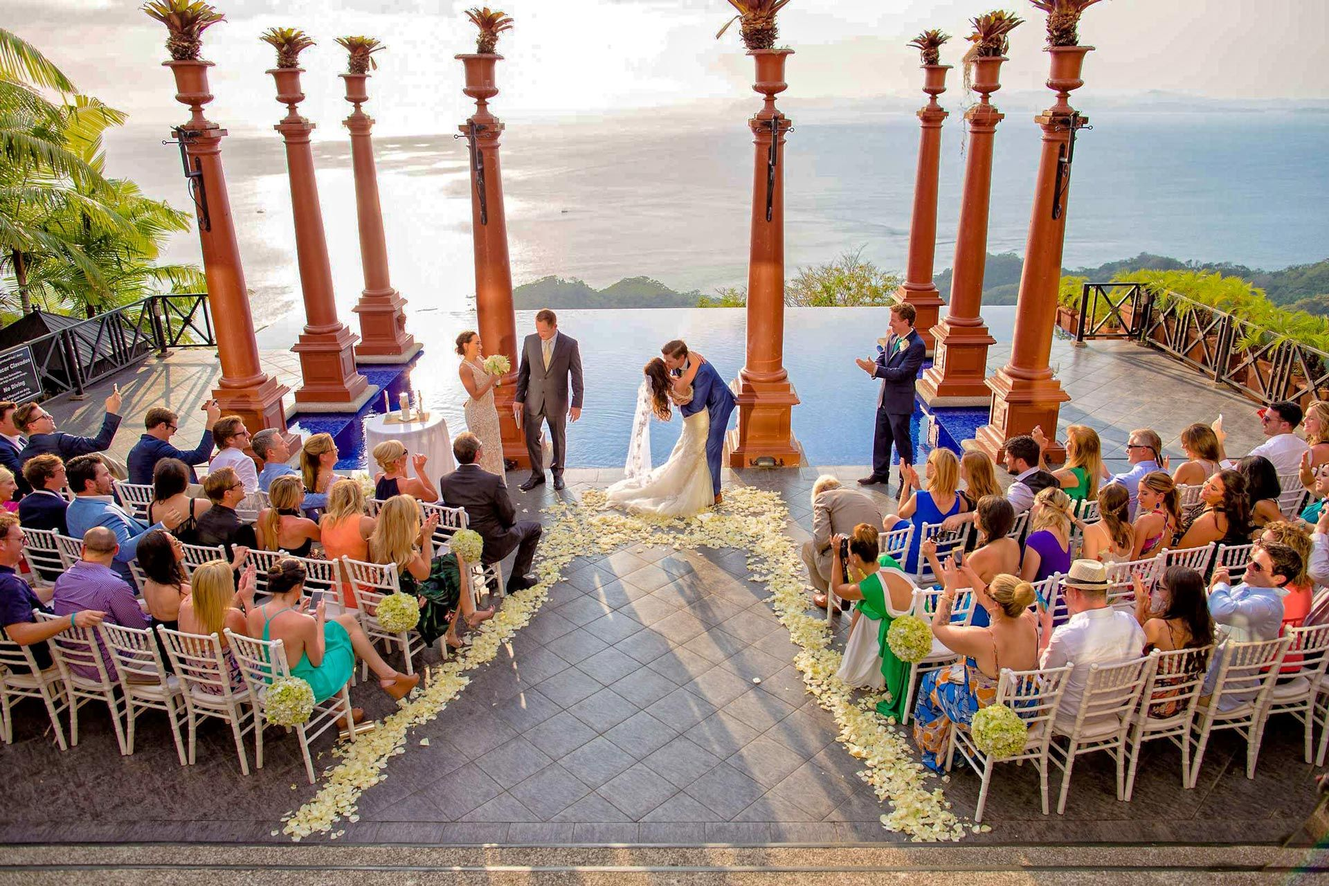 Weddings and Private Parties VILLA CALETAS HOTEL (With