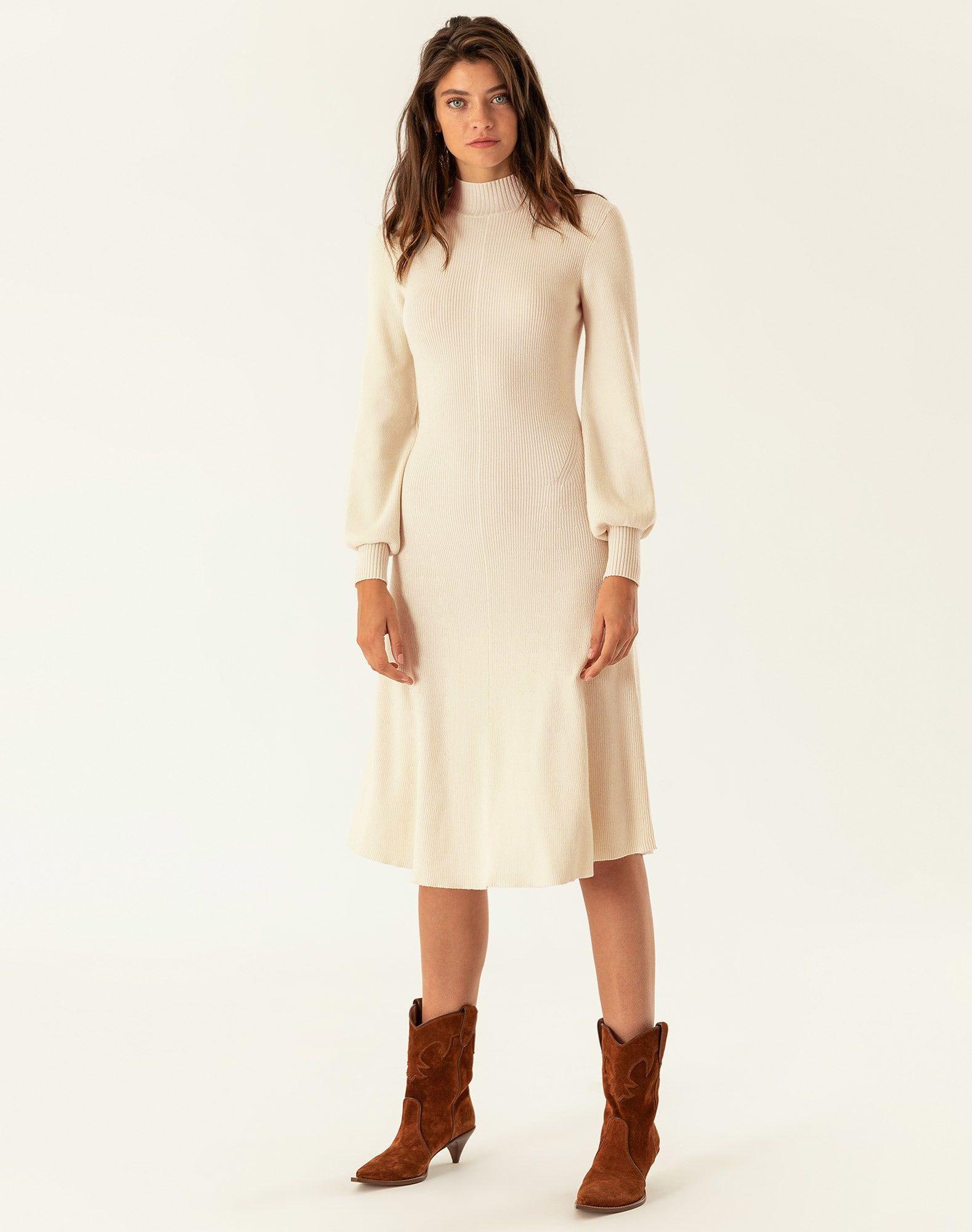 IVY & OAK Kleid Damen, Sand, Größe XXS   Winter mode, Mode ...