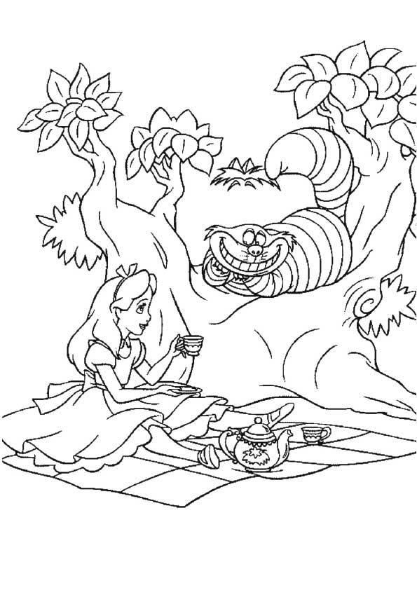 Disney Coloring Pages Momjunction Trend