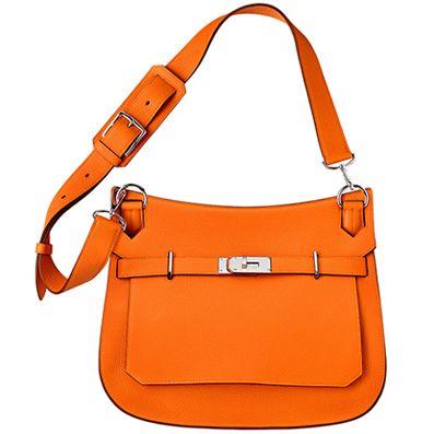 hermes jypsiere-orange-clemence-bullcalf | Bags Bags Bags ...