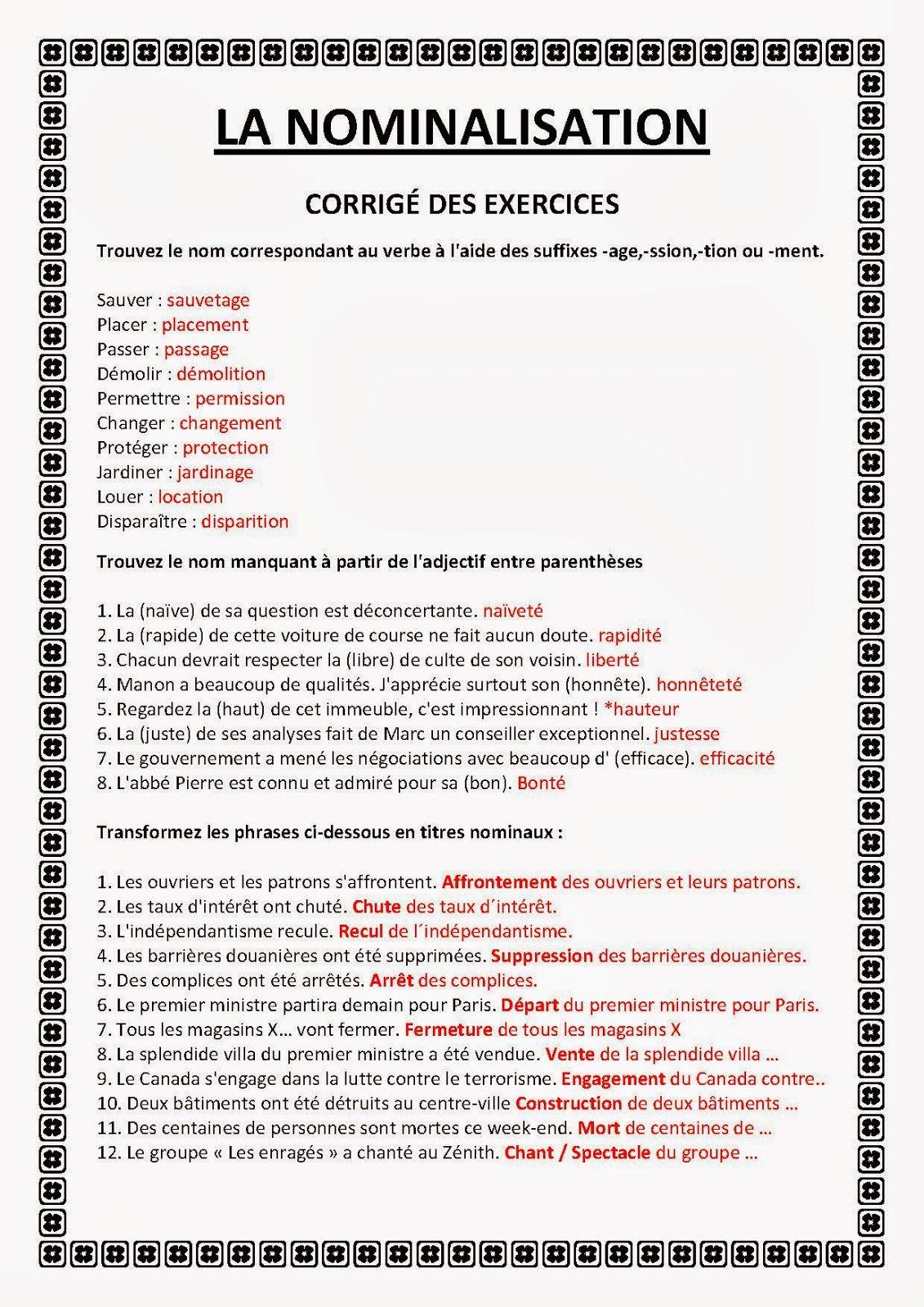 Le Francais Du Siecle 2º Bac French Expressions Phrases En Francais Enseignement Du Francais
