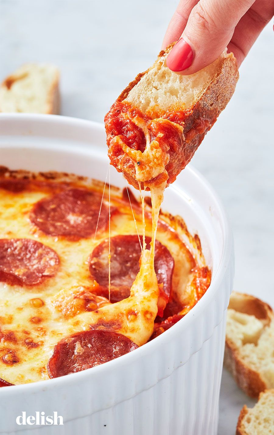 Meat Lovers Pizza Dip Is A Dream Come True Recipe Instant Pot Recipes Meat Lovers Pizza Dip Recipes