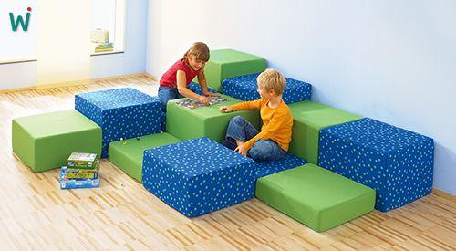 Pin von wehrfritz gmbh auf ruhe und entspannung - Kuschelecken kinderzimmer gestalten ...