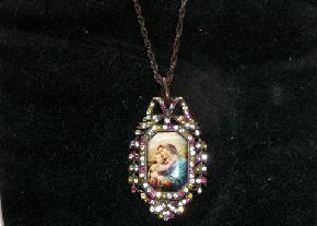 Vintage 1940'S Vintage Necklace.