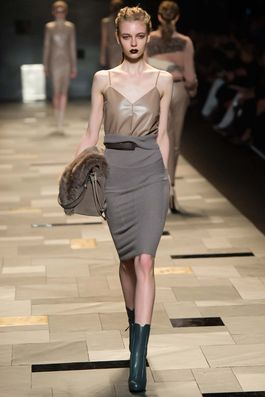 Trussardi Fall 2015 Ready-to-Wear Fashion Show: Complete Collection - Style.com