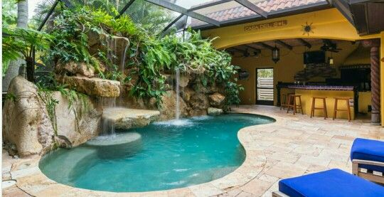 Image result for enclosed pool looking at the ocean