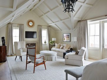 Watermill residence NY James Michael Howard interior designers