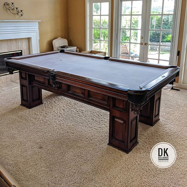 Starting To Disassemble This Ft American Heritage Britton Pool - American heritage britton pool table
