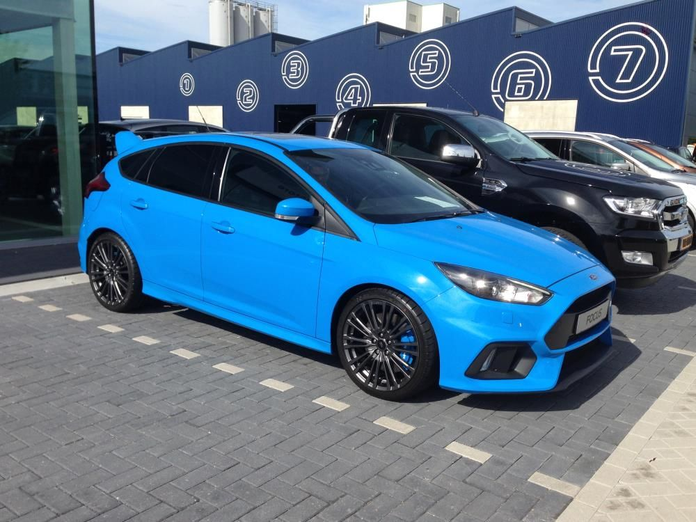 Think it's fast? K&N can add even more power to your 2016 Ford Focus RS
