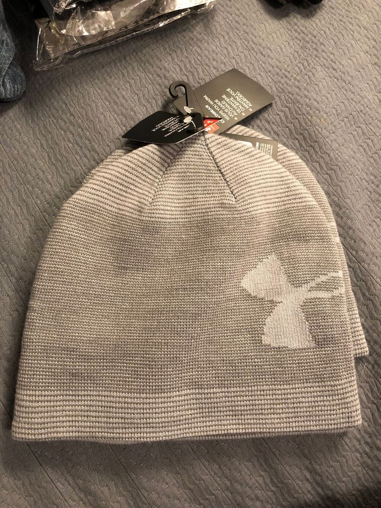 74a98418903 BNWTS Under Armour Men s Billboard 2.0 Beanie GRAY  fashion  clothing  shoes   accessories  mensaccessories  hats (ebay link)