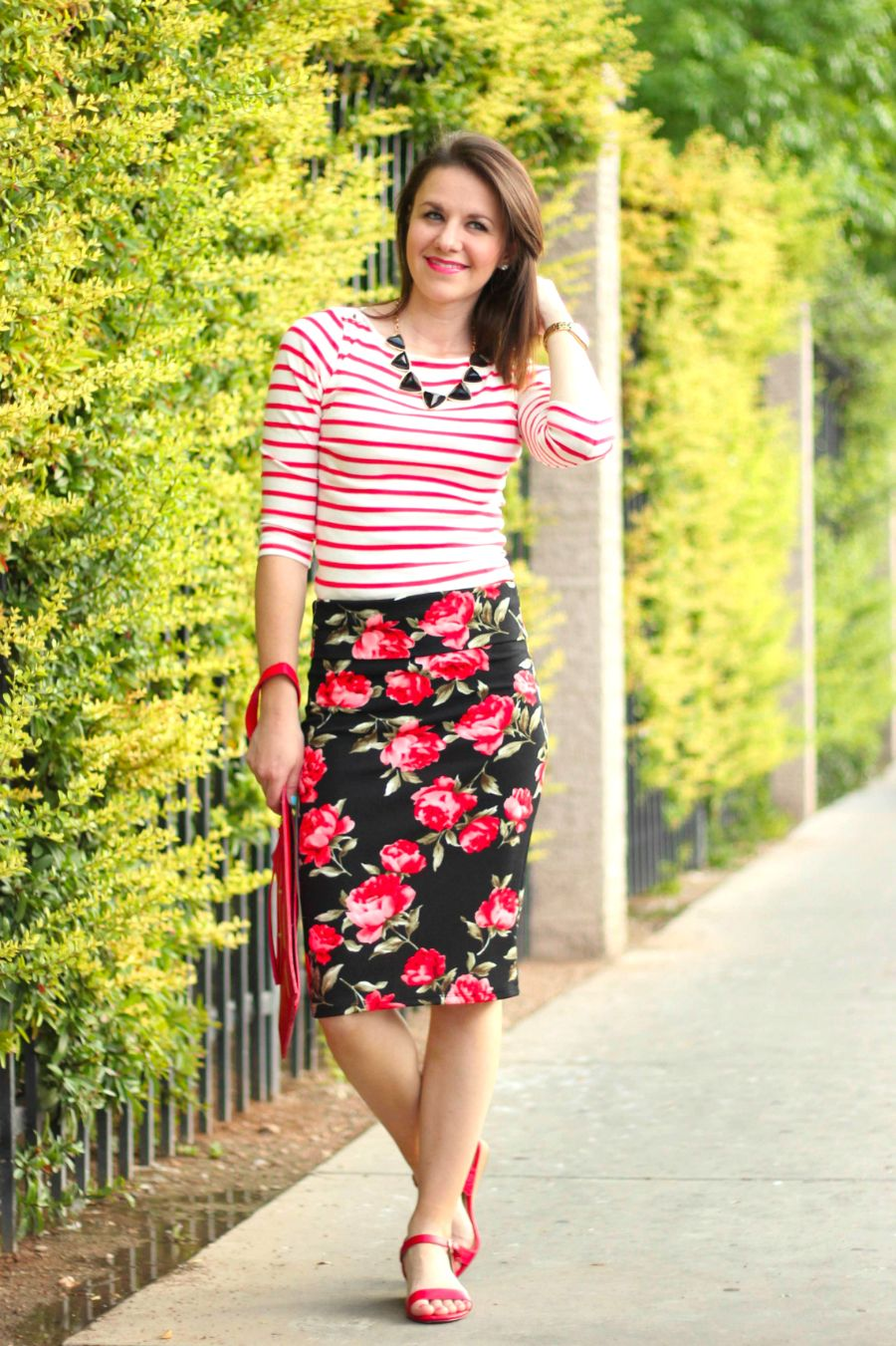 e6c1adc61d I absolutely need this skirt from Agnes and Dora!! | Spring Outfits ...
