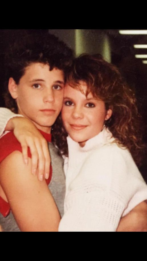Corey Haim And Alyssamilano Alyssa Milano 80s In 2020