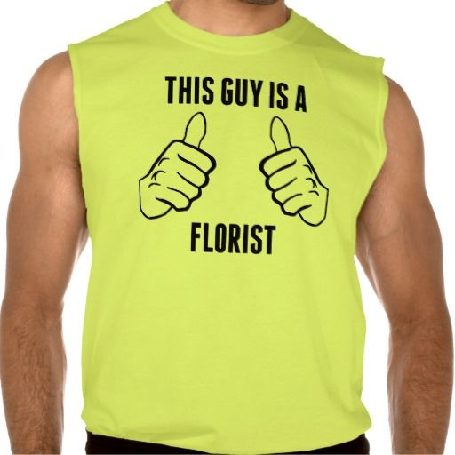 This Guy Is A Florist Sleeveless T-shirts Tank Tops