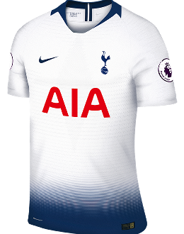 4b01ea30 Spurs home kit, 2018-19 | Premier League | Tottenham kit, Spurs shop ...