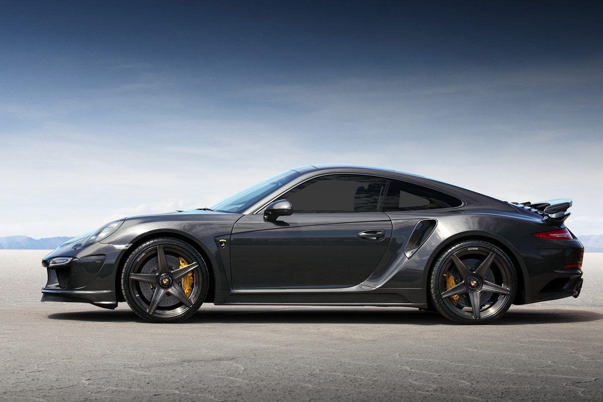 Porsche 911 Turbo Stinger GTR Carbon Body