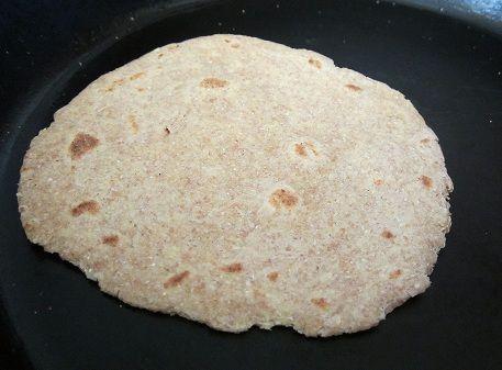 Chapati Bread Recipe - Unleavened Flat Bread | Recipe ...
