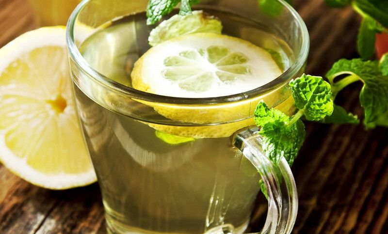 Les merveilles de l'eau chaude au citron : Plus d'énergie