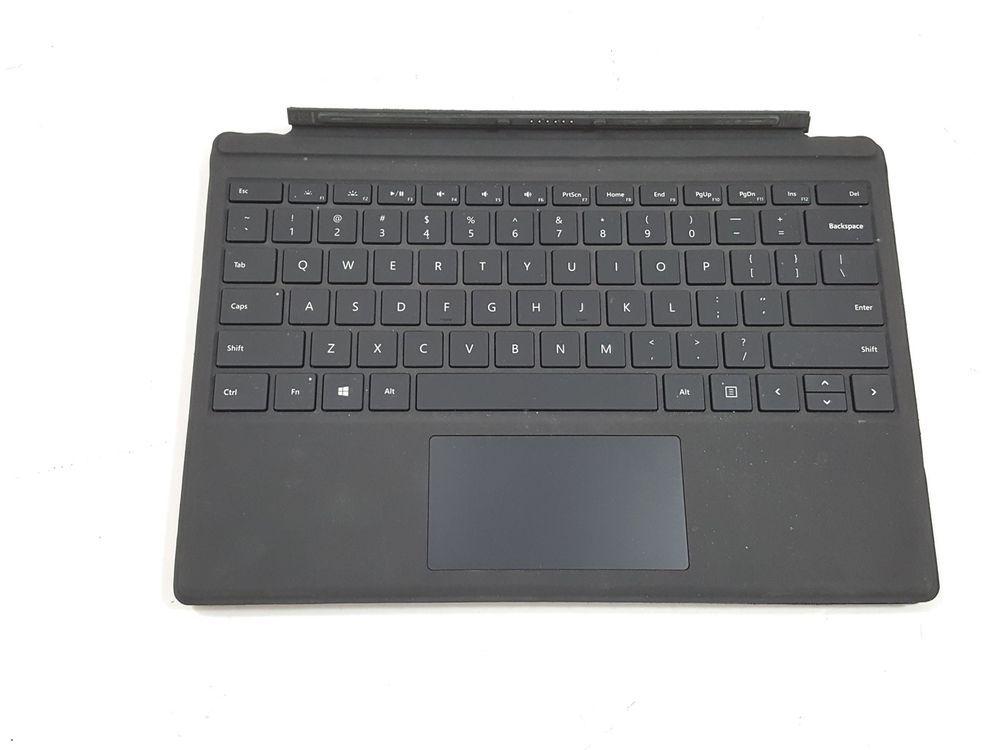 eBay #Sponsored Microsoft Surface Pro 3 & 4 Type Cover Black