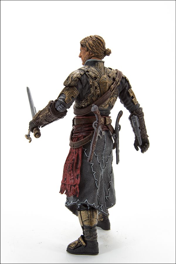 Edward Kenway In Mayan Outfit Series 3 Assassin S Creed Action Figure Black Flag Edwards Kenway Mayan