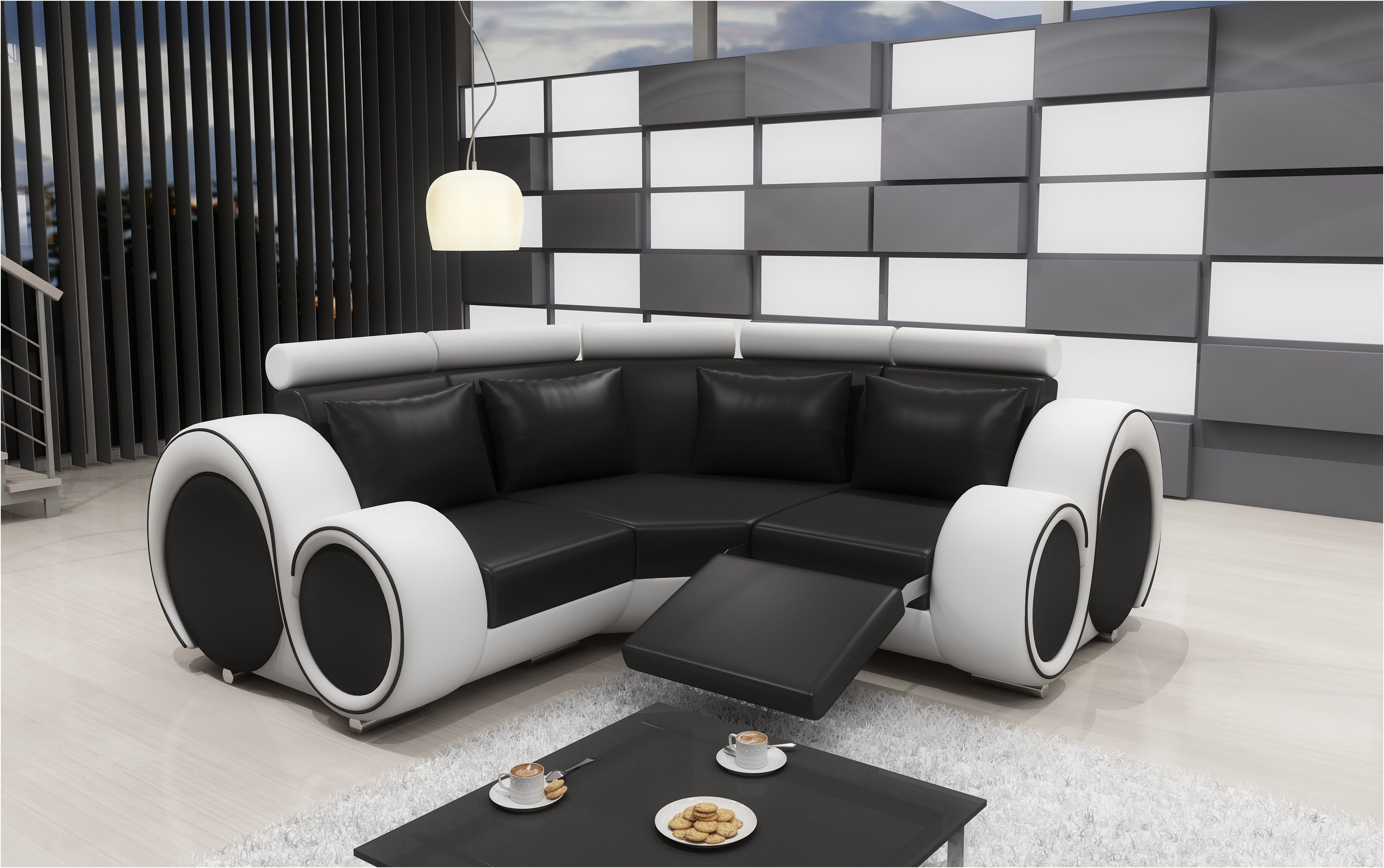 Teuer Couch Schwarz Weiss Sofa Couch Couch Sofa Design