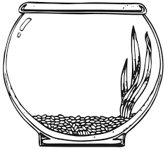 Fishbowl Clipart Empty Fish Tank Fishbowl Empty Fish Tank Transparent Free For Download On Webstoc In 2021 Coloring Pages New Year Coloring Pages Puppy Coloring Pages