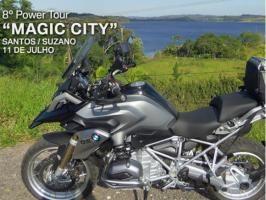 Power Motorrad faz roteiro Santos – Suzano