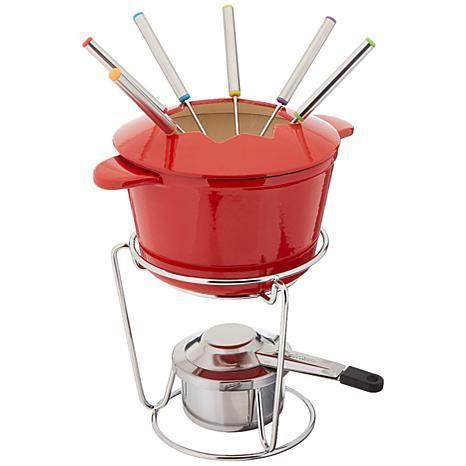 Cuisinart FP-115RS Chef's Classic 13-Piece Fondue Set - 8839221 #brothfonduerecipes