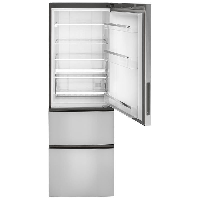 Ge 24 119 cu ft bottom freezer refrigerator optional