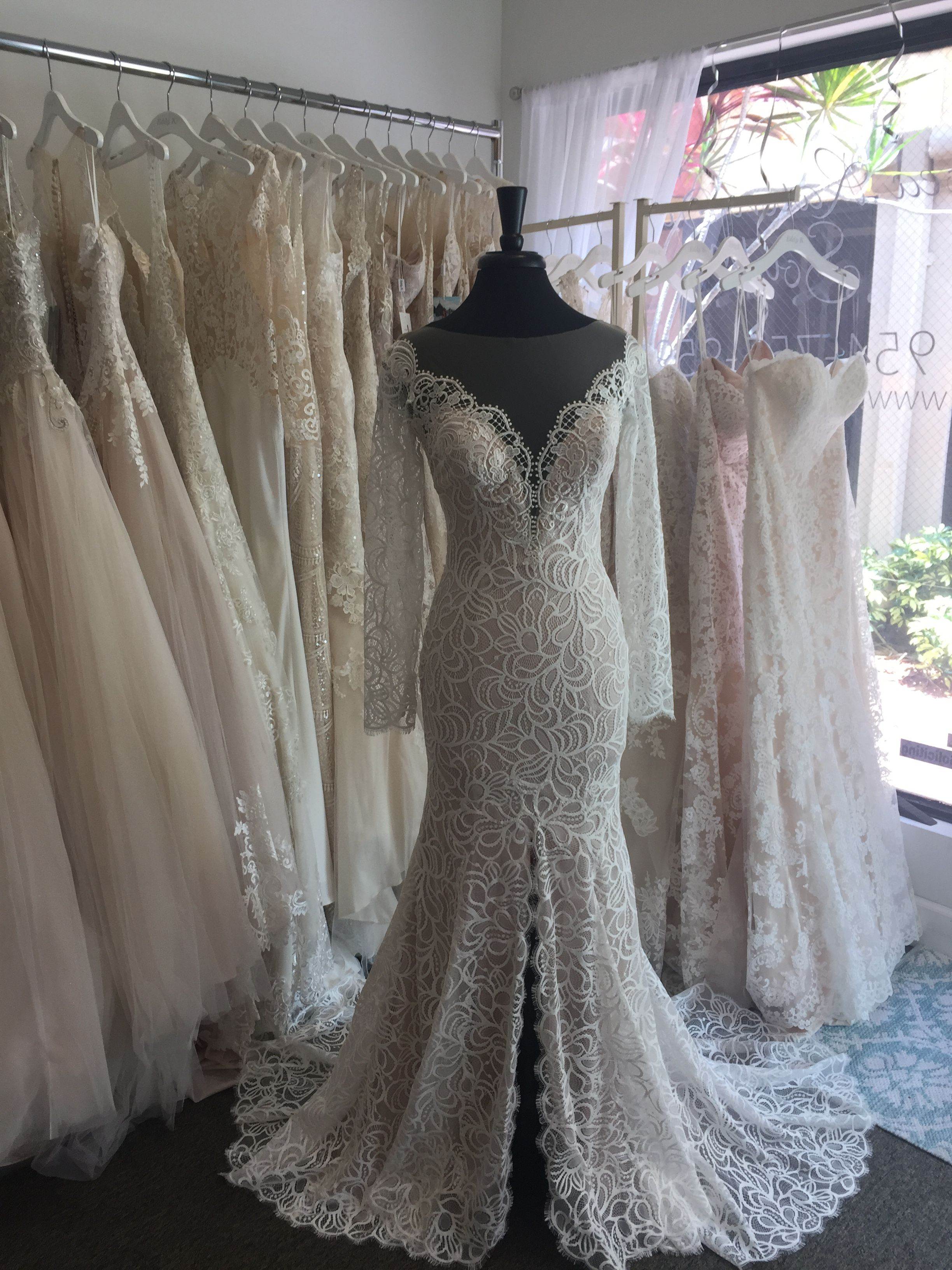 Renata by Eddy K Dreams 2018 available at our trunk show this