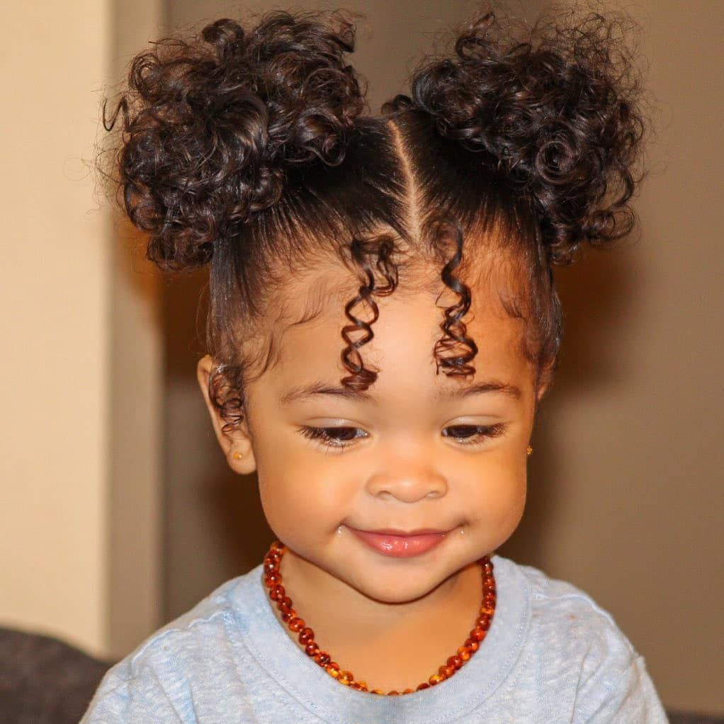 Curly Hair On Instagram Baby Feverrrrr She Is Adorable Curly Ba Kids Hairstyles Girls Baby Girl Hairstyles Curly Kids Curly Hairstyles