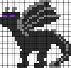 Dragon Pixel Art Template Orgsancelikdemirsancom