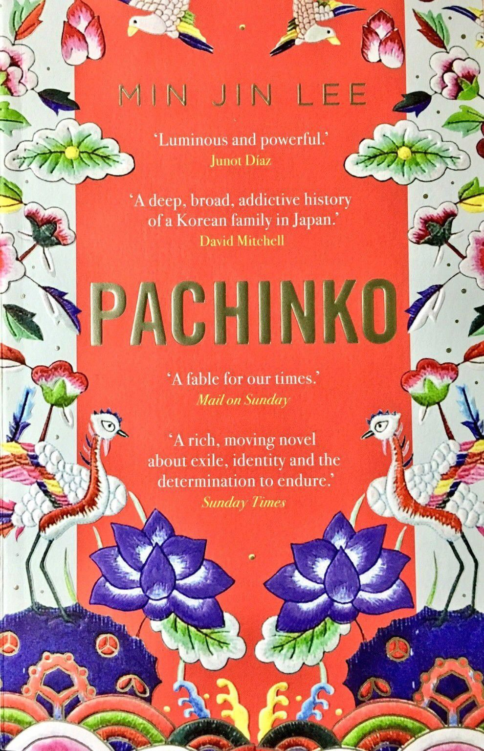 Korea — Pachinko by Min Jin Lee in 2019 | book | Books to