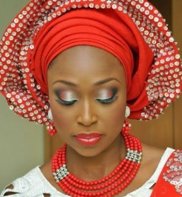 Stylpinch Beauty Arena: Smokey Eye Make Up For African Woman
